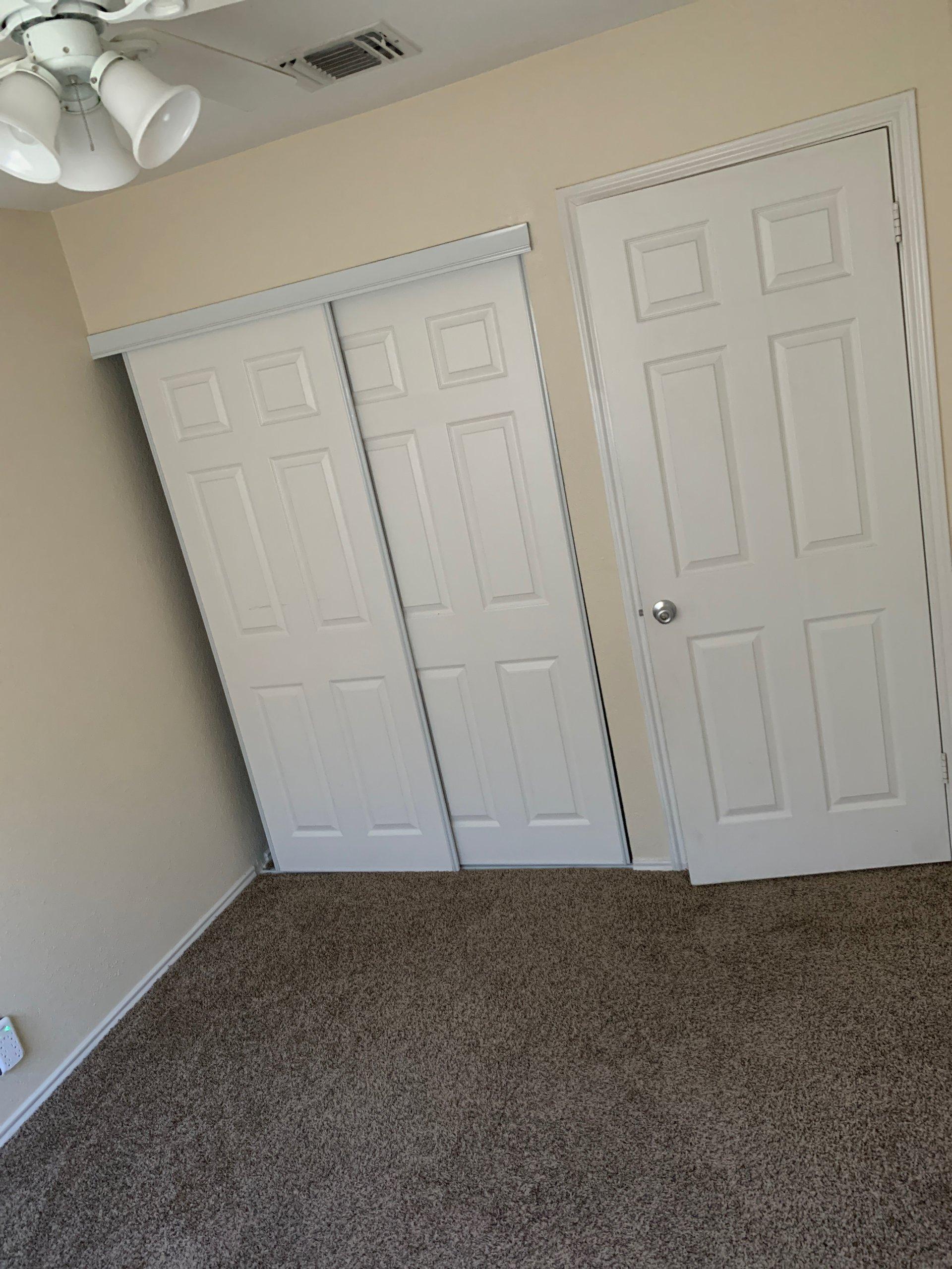 8x9 Bedroom self storage unit