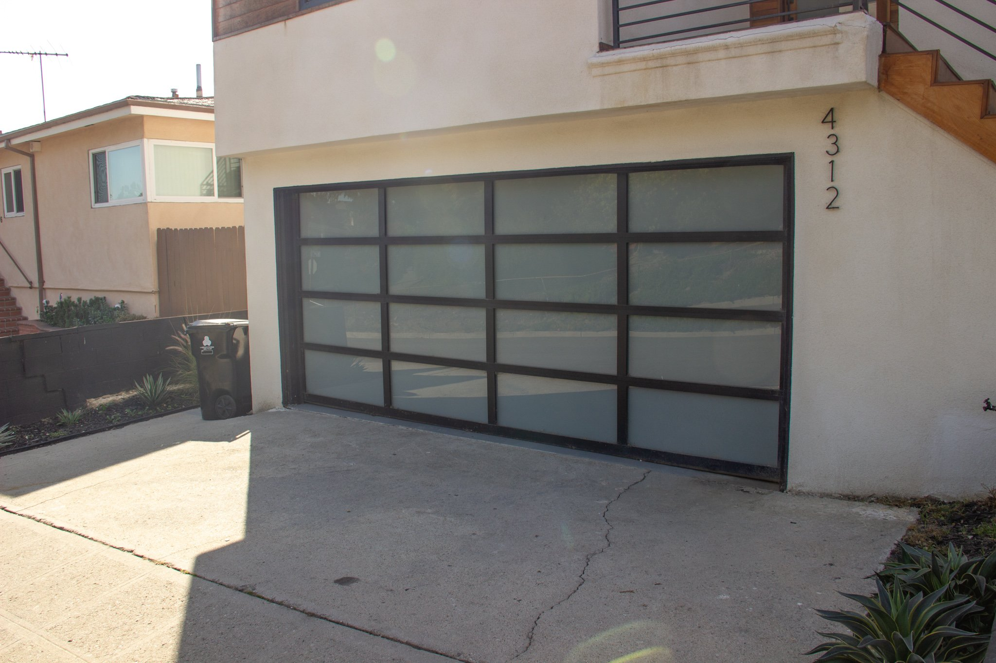 10x5 Garage self storage unit