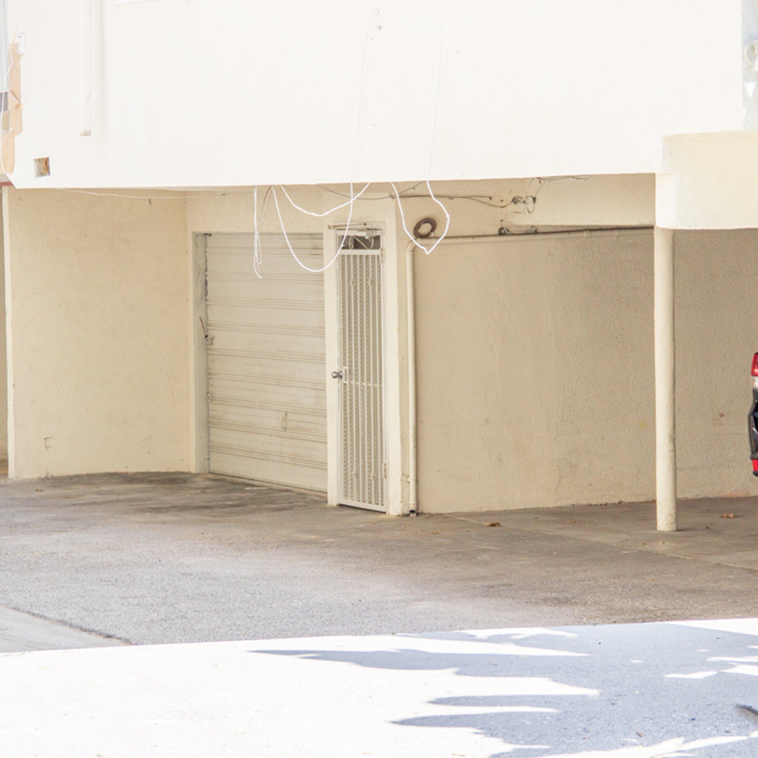 14x24 Garage self storage unit