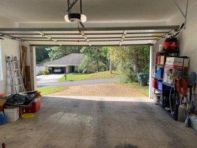 28x30 Garage self storage unit