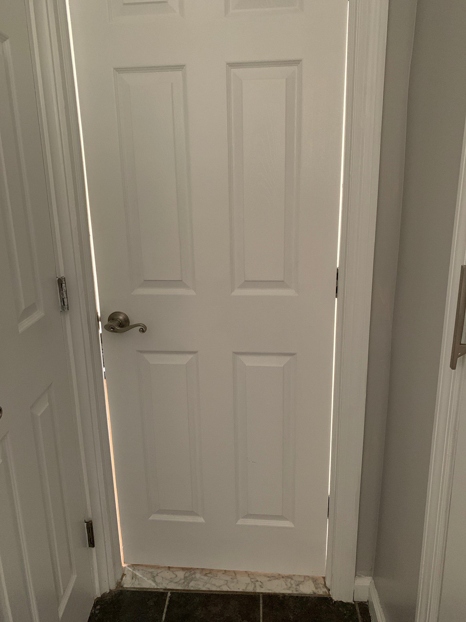 7x10 Bedroom self storage unit