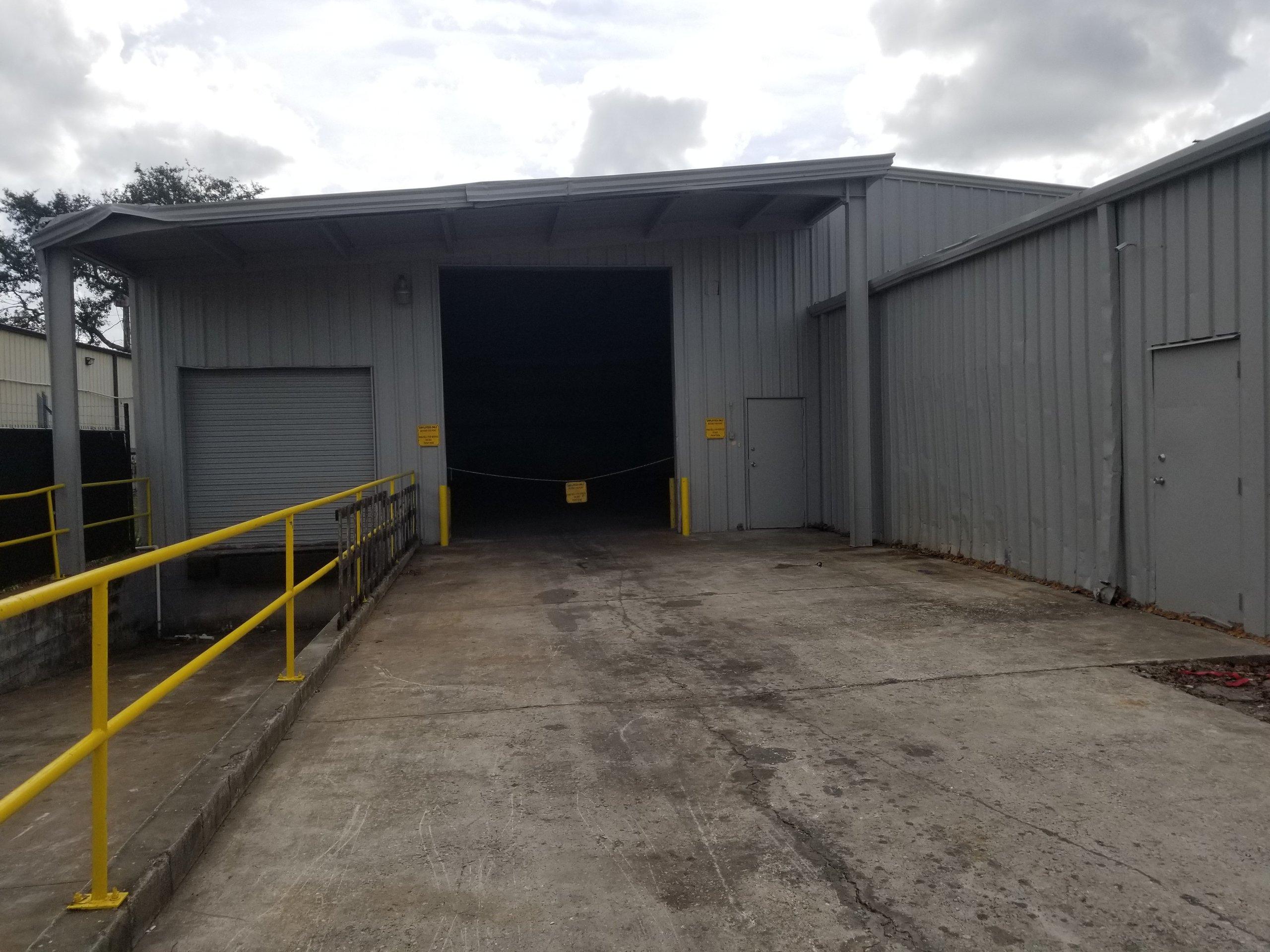 20x15 Warehouse self storage unit