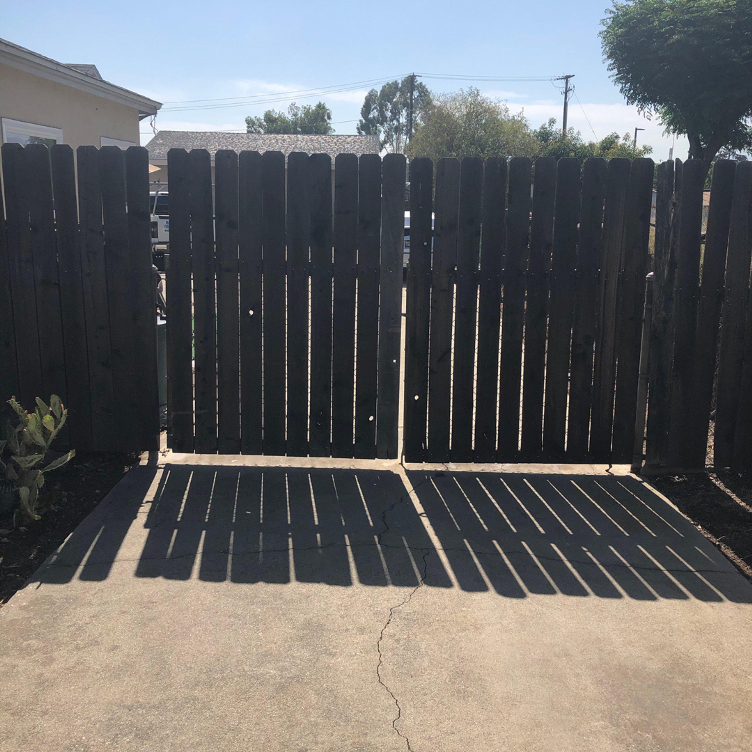 30x15 Unpaved Lot self storage unit
