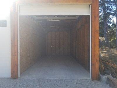 31x12 Garage self storage unit
