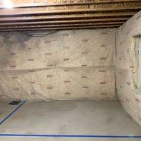 10x7 Basement self storage unit