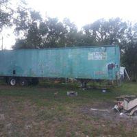 10x45 Unpaved Lot self storage unit