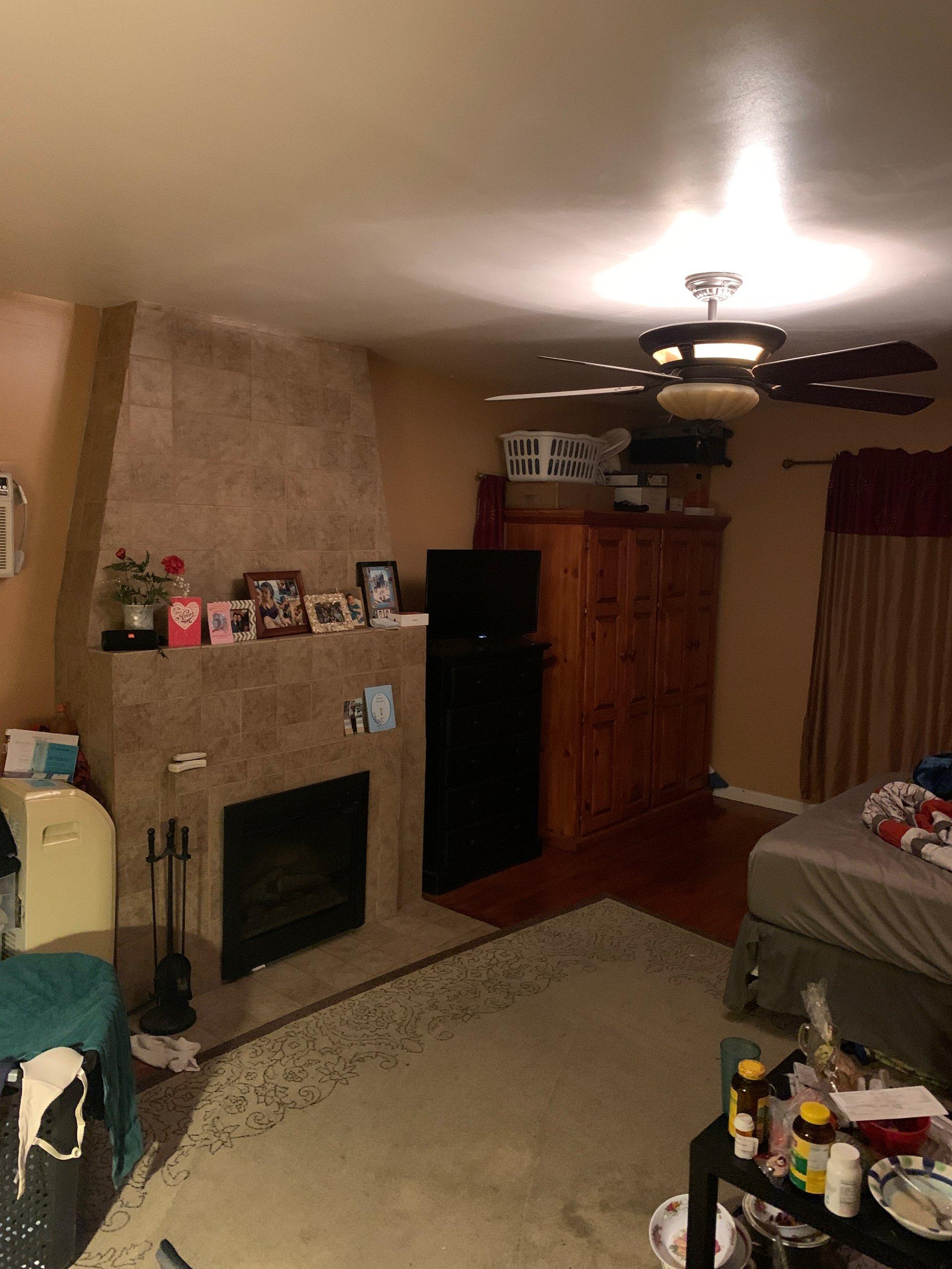 3x5 Bedroom self storage unit