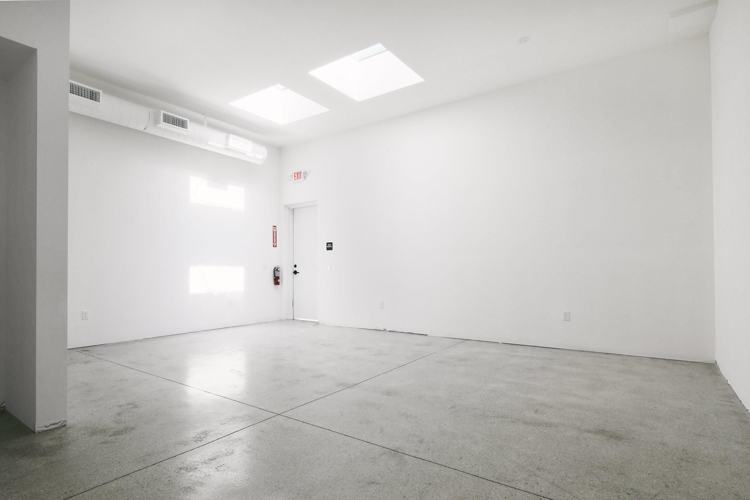 20x80 Warehouse self storage unit