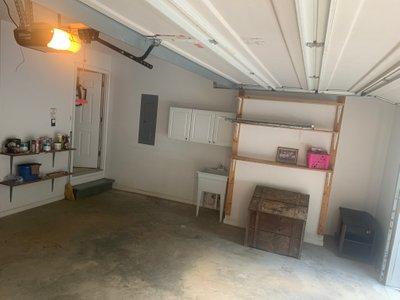 25x25 Garage self storage unit