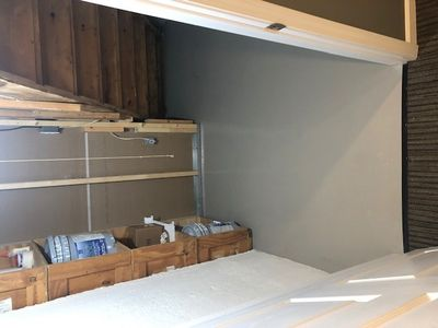 10x7 Basement self storage unit