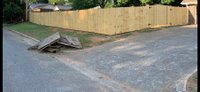 60x11 Unpaved Lot self storage unit