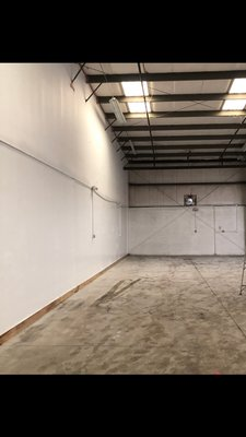 20x30 Warehouse self storage unit