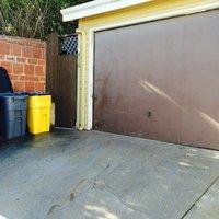 11x20 Garage self storage unit