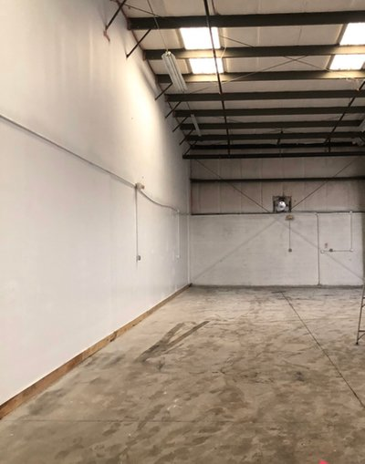 5x10 Warehouse self storage unit