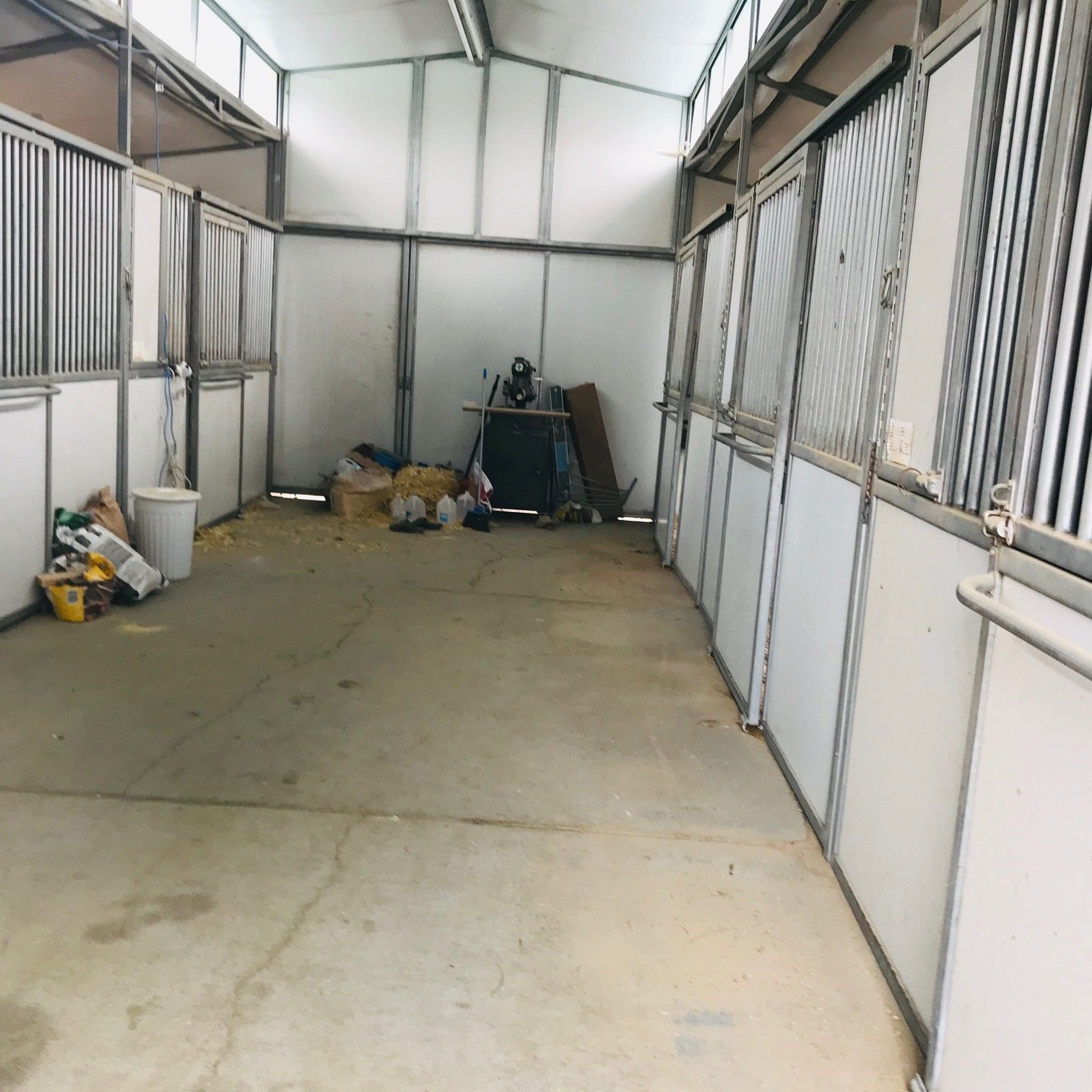 14x10 Shed self storage unit