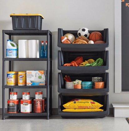 4x6 Storage Facility self storage unit