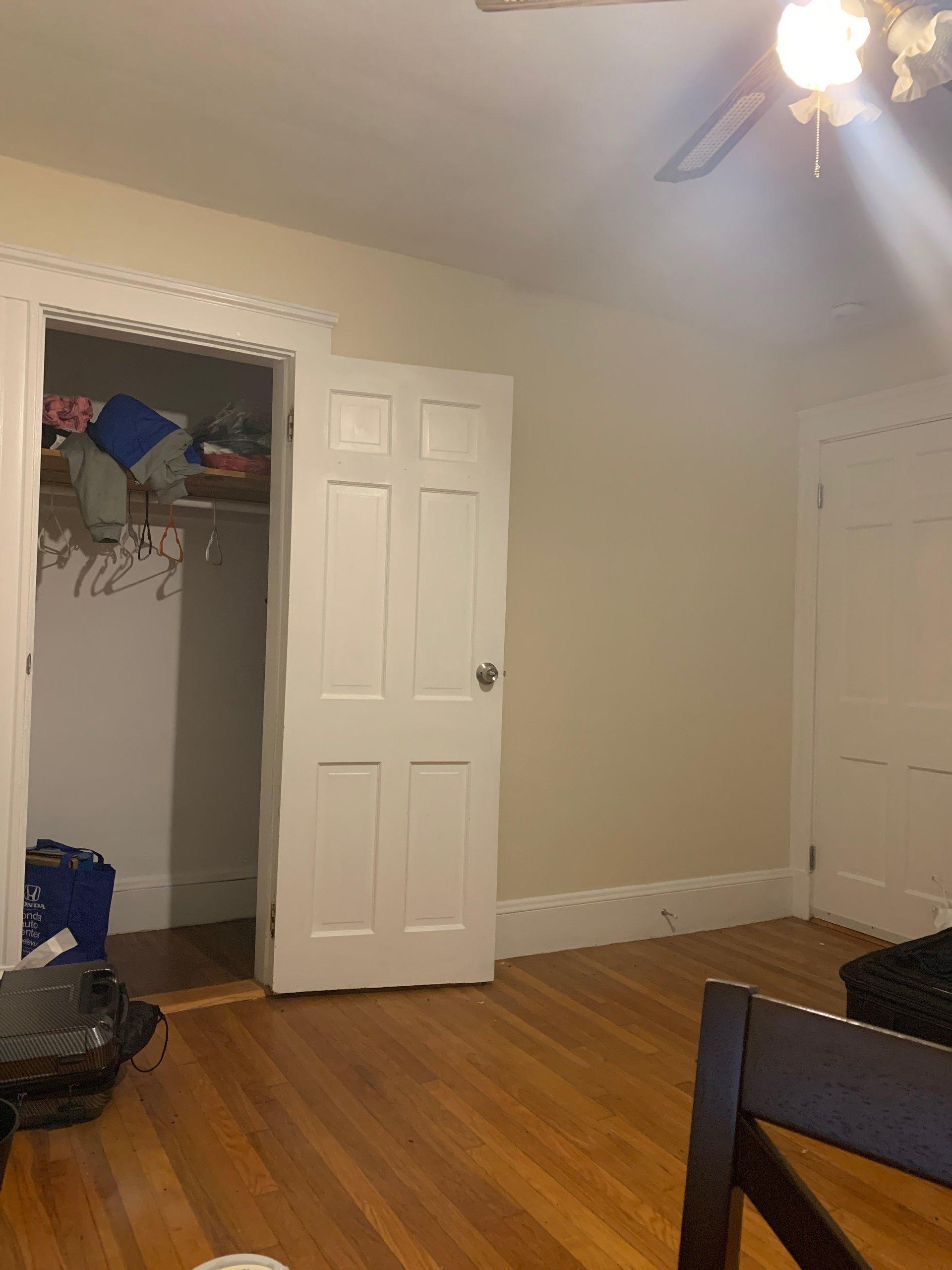 19x9 Bedroom self storage unit