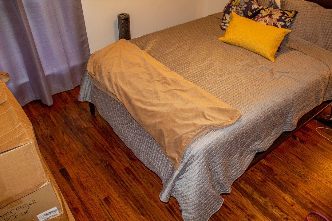 8x8 Bedroom self storage unit