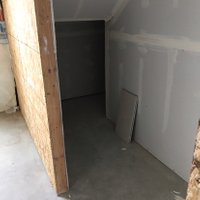 12x10 Basement self storage unit