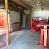 23x15 Shed self storage unit