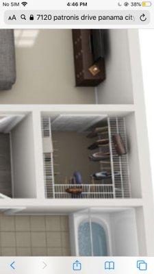 11x48 Self Storage Unit self storage unit