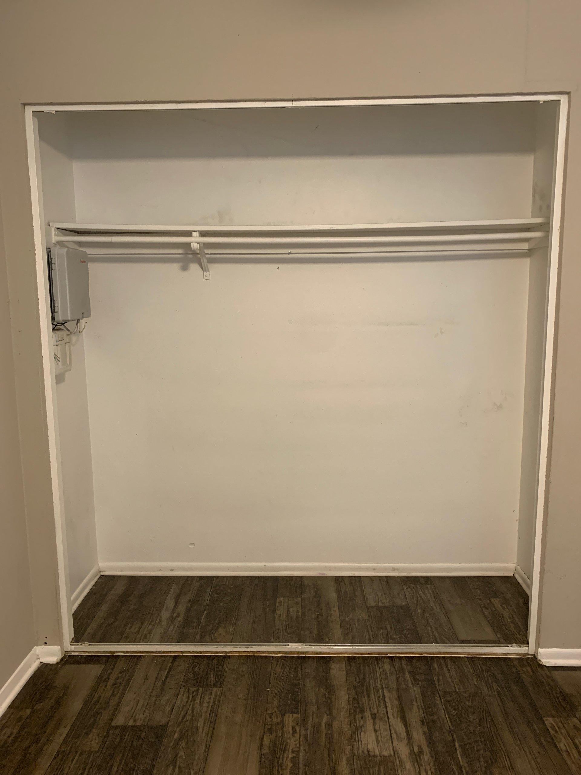 9x10 Bedroom self storage unit