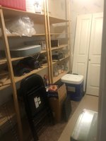 6x10 Basement self storage unit