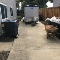 30x24 Unpaved Lot self storage unit
