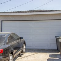 8x40 Garage self storage unit