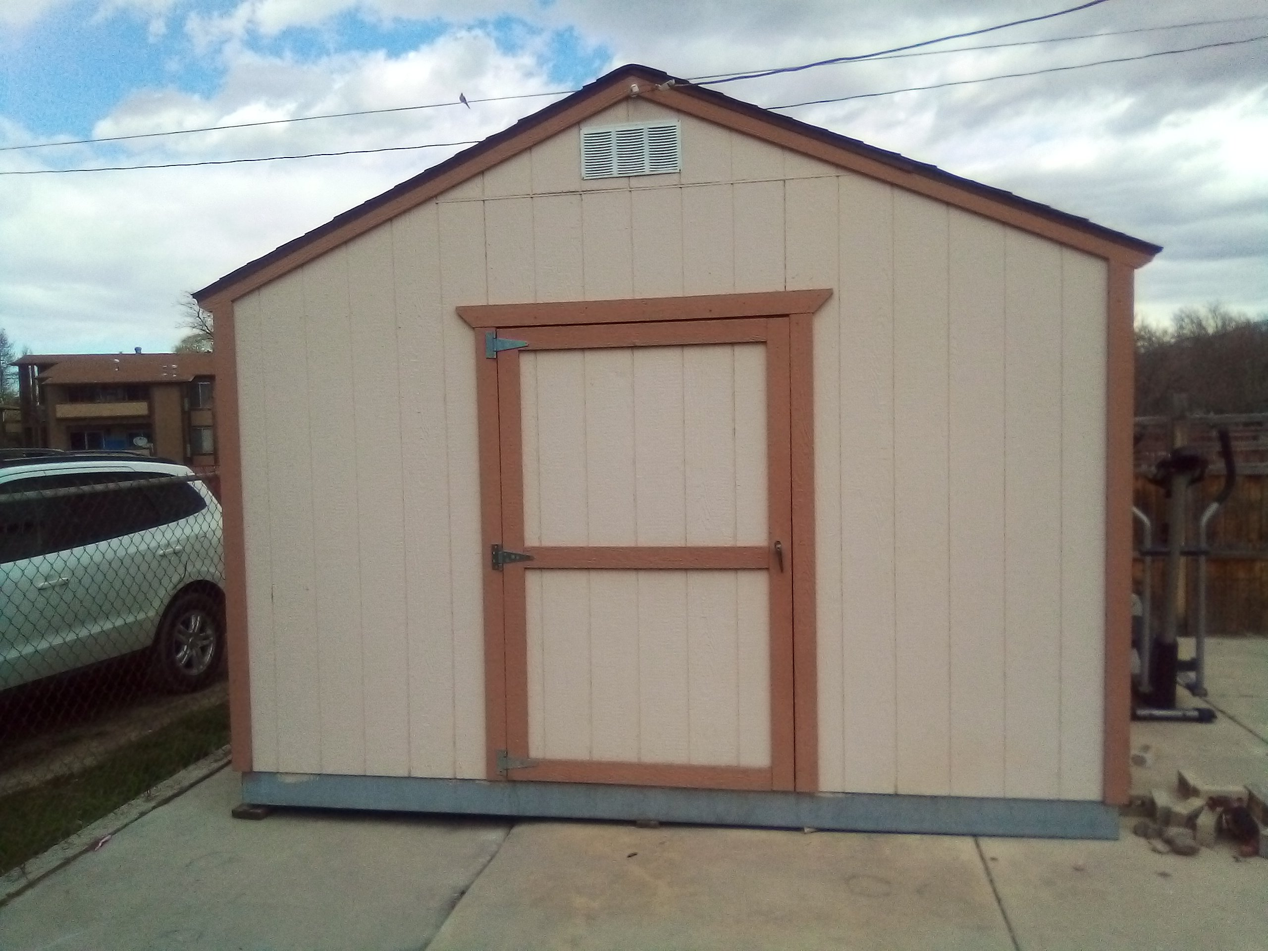 12x12 Storage Facility self storage unit
