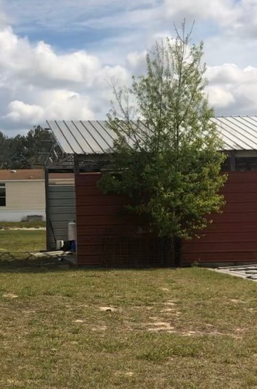 18x18 Shed self storage unit