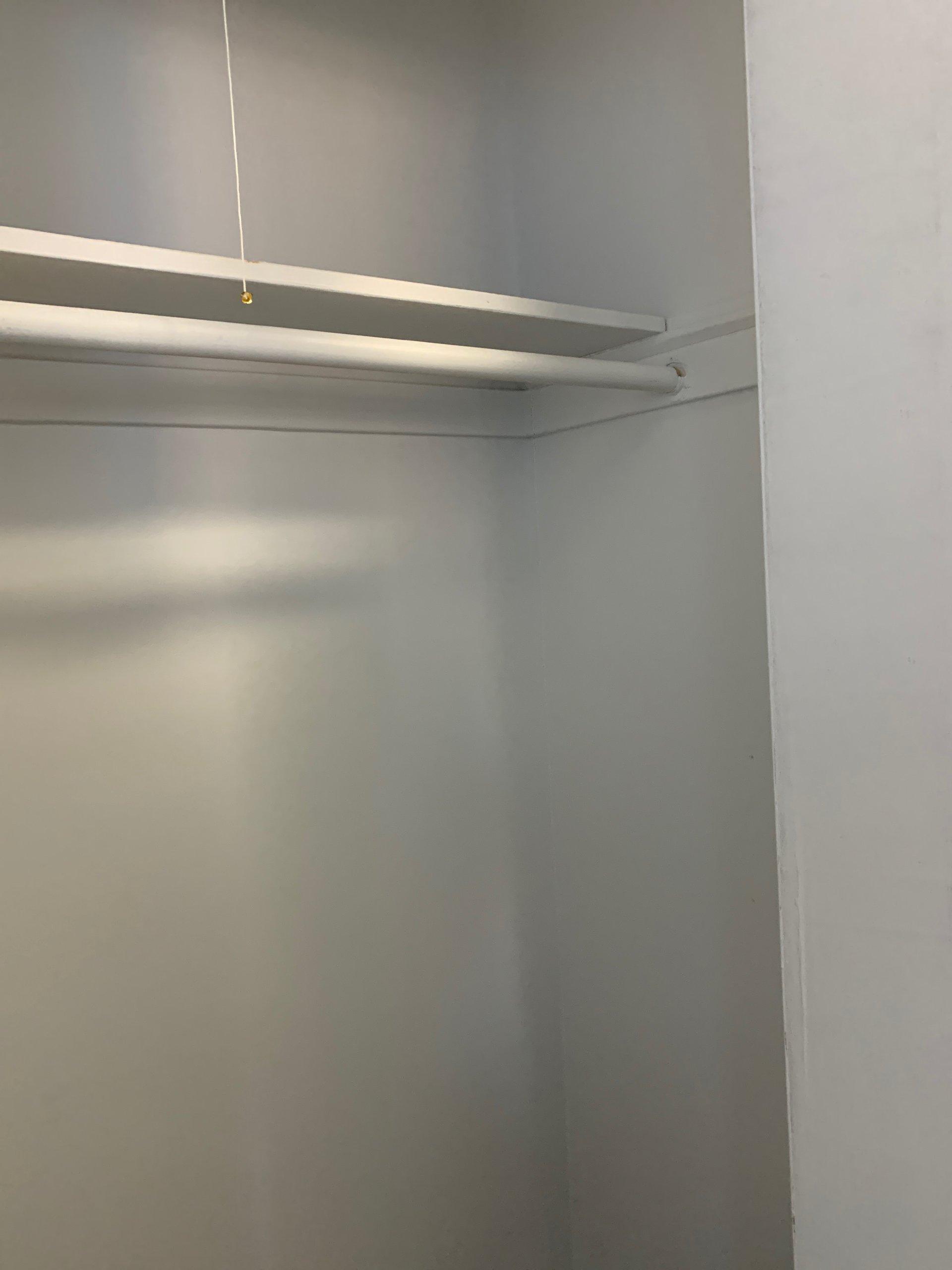 15x6 Closet self storage unit
