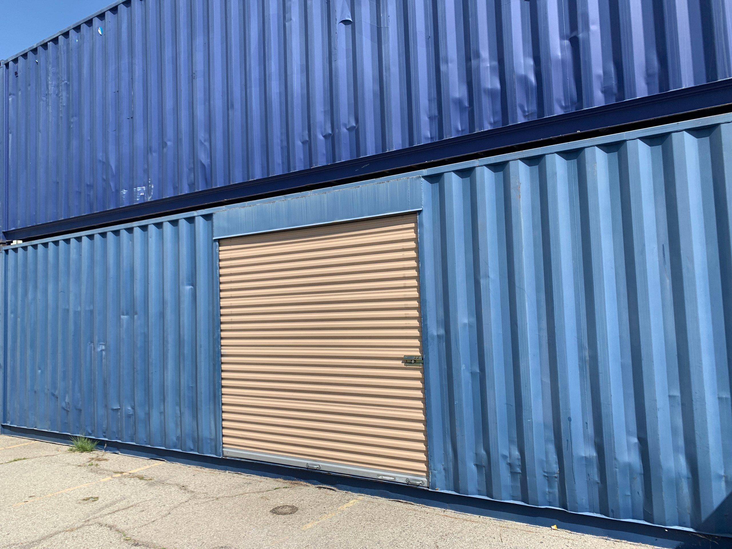 40x8 Self Storage Unit self storage unit