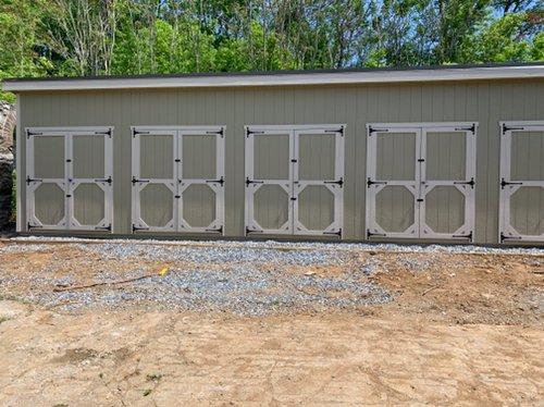 12x8 Self Storage Unit self storage unit