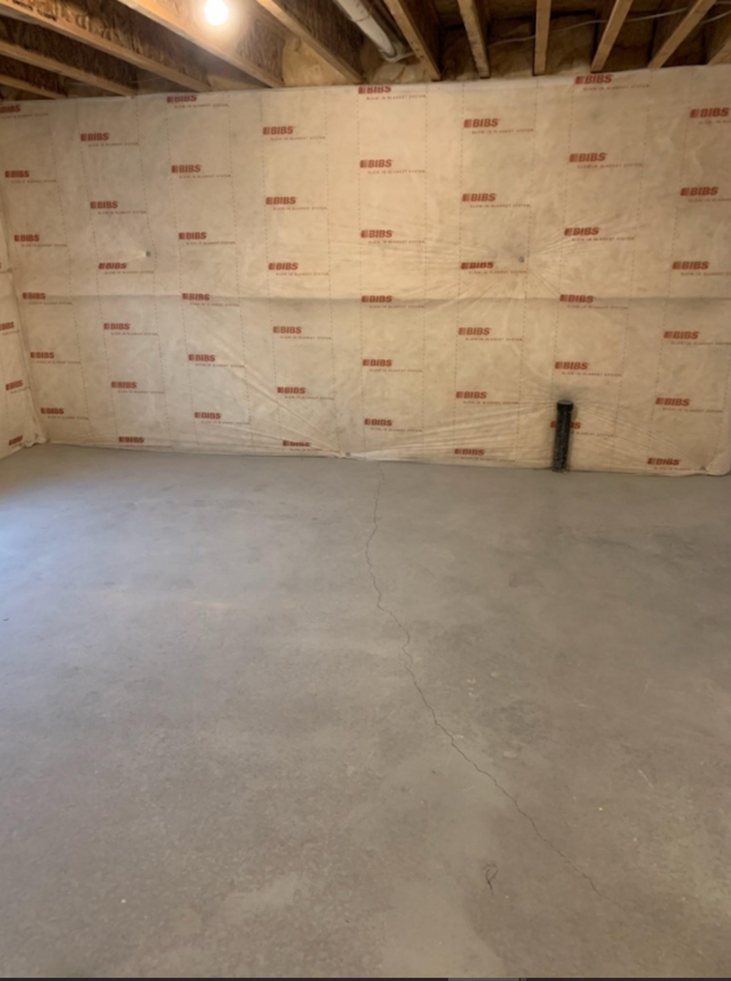 37x13 Basement self storage unit