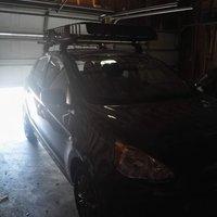 12x13 Garage self storage unit