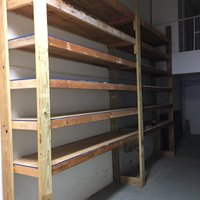 5x5 Warehouse self storage unit