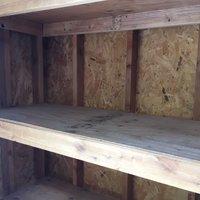 8x2 Garage self storage unit