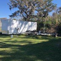 50x12 Unpaved Lot self storage unit