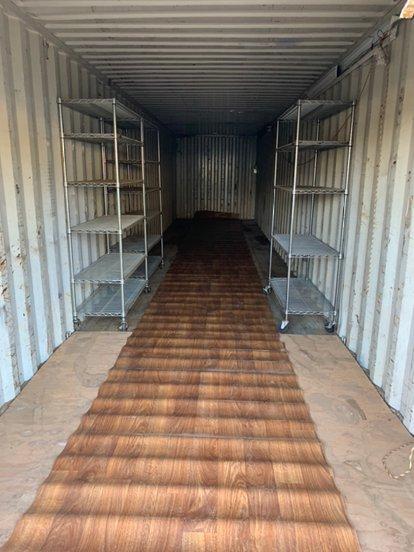 8x45 Self Storage Unit self storage unit