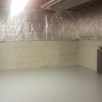 15x14 Basement self storage unit