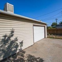 2x10 Garage self storage unit