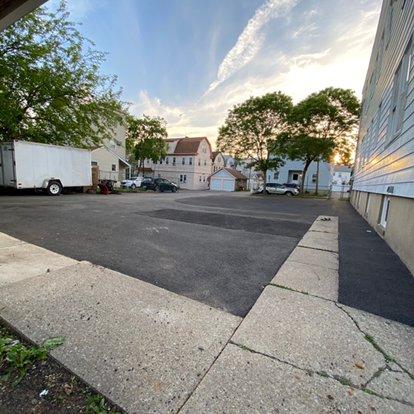 15x9 Parking Lot self storage unit