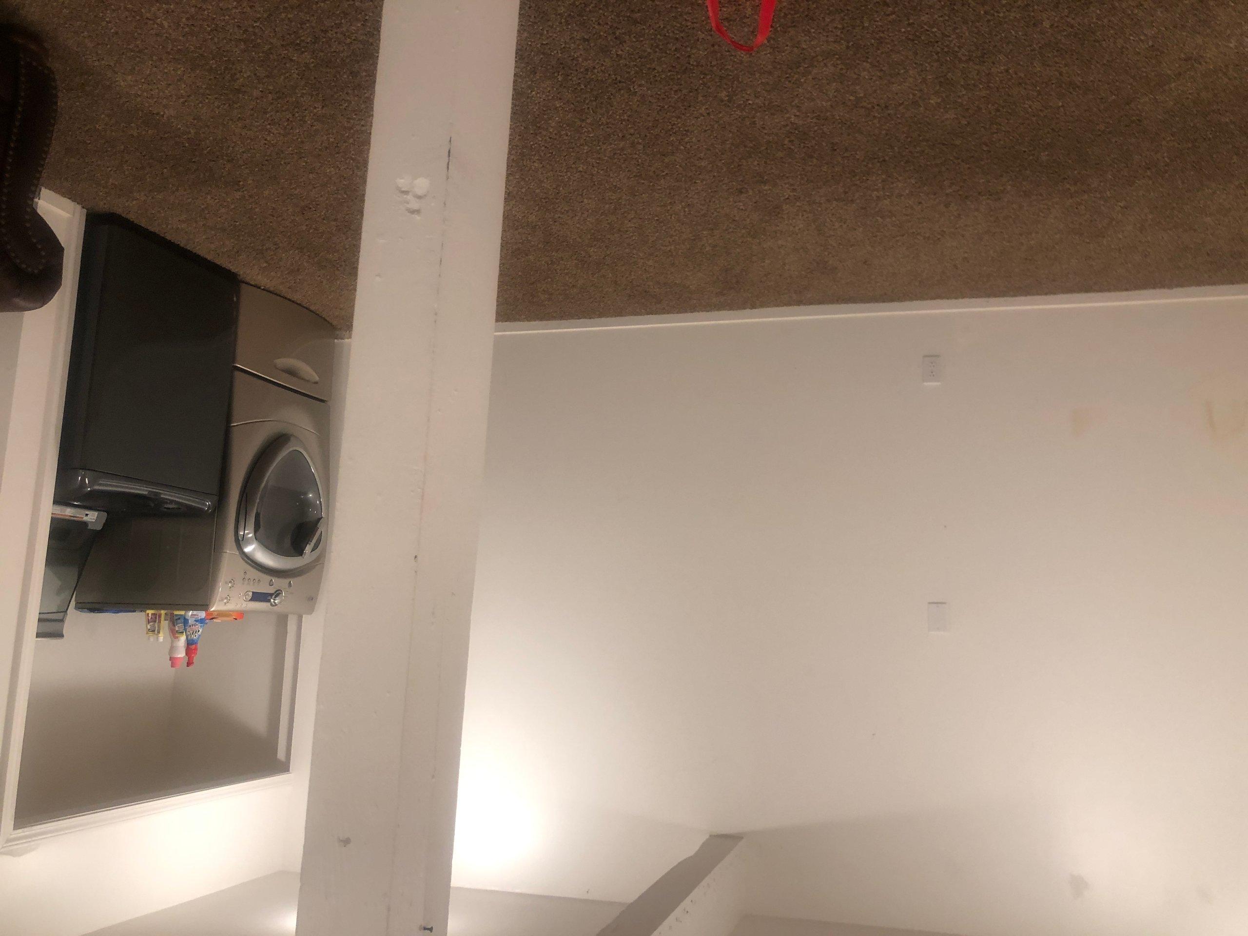 25x18 Bedroom self storage unit