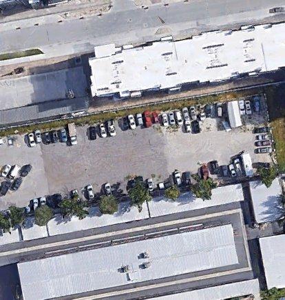 100x100 Storage Facility self storage unit