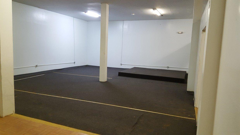 70x100 Warehouse self storage unit
