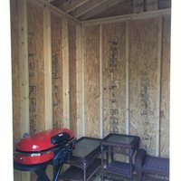 6x6 Shed self storage unit