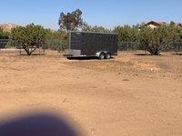 30x10 Unpaved Lot self storage unit