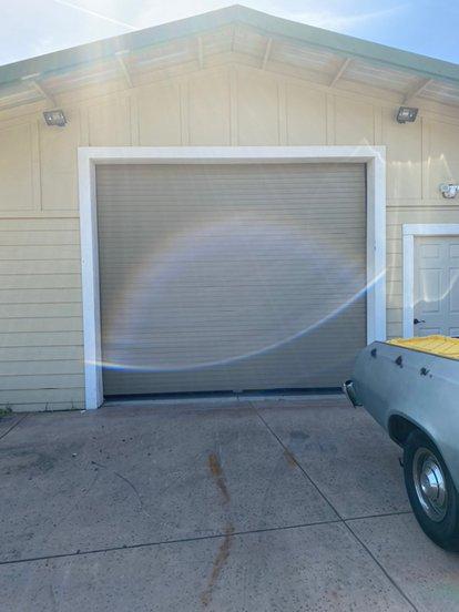 50x40 Garage self storage unit