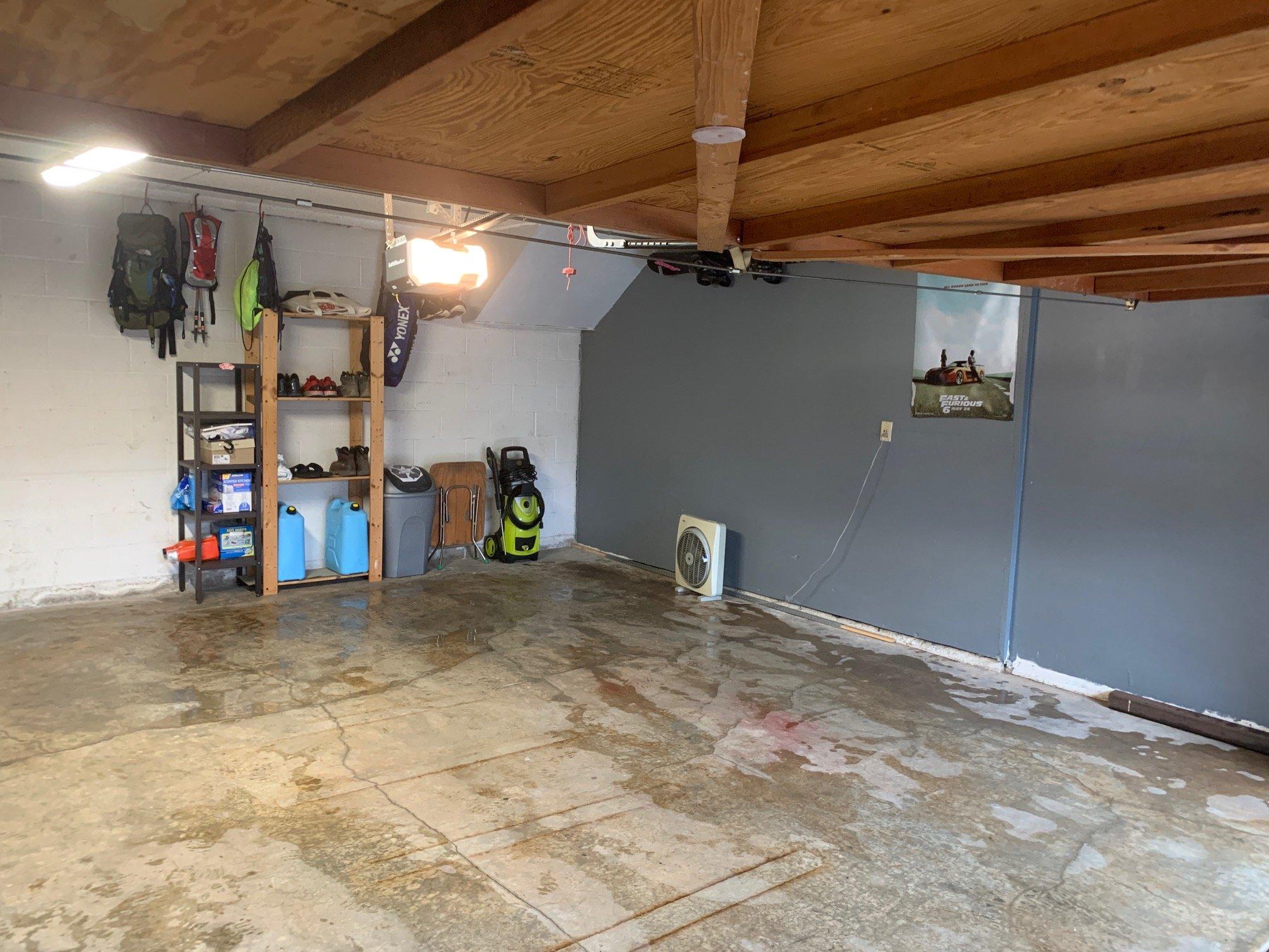 19x7 Garage self storage unit